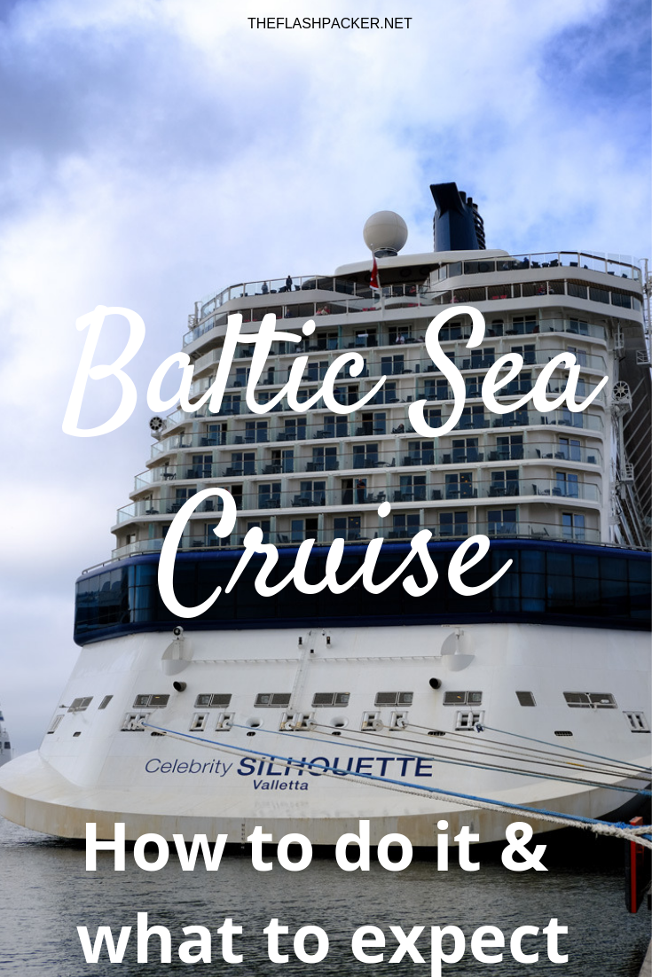 Baltic Capitals Cruise 2019 Essential Tips Review Of Celebrity Silhouette Baltic Sea Cruise Baltic Cruise Cruise