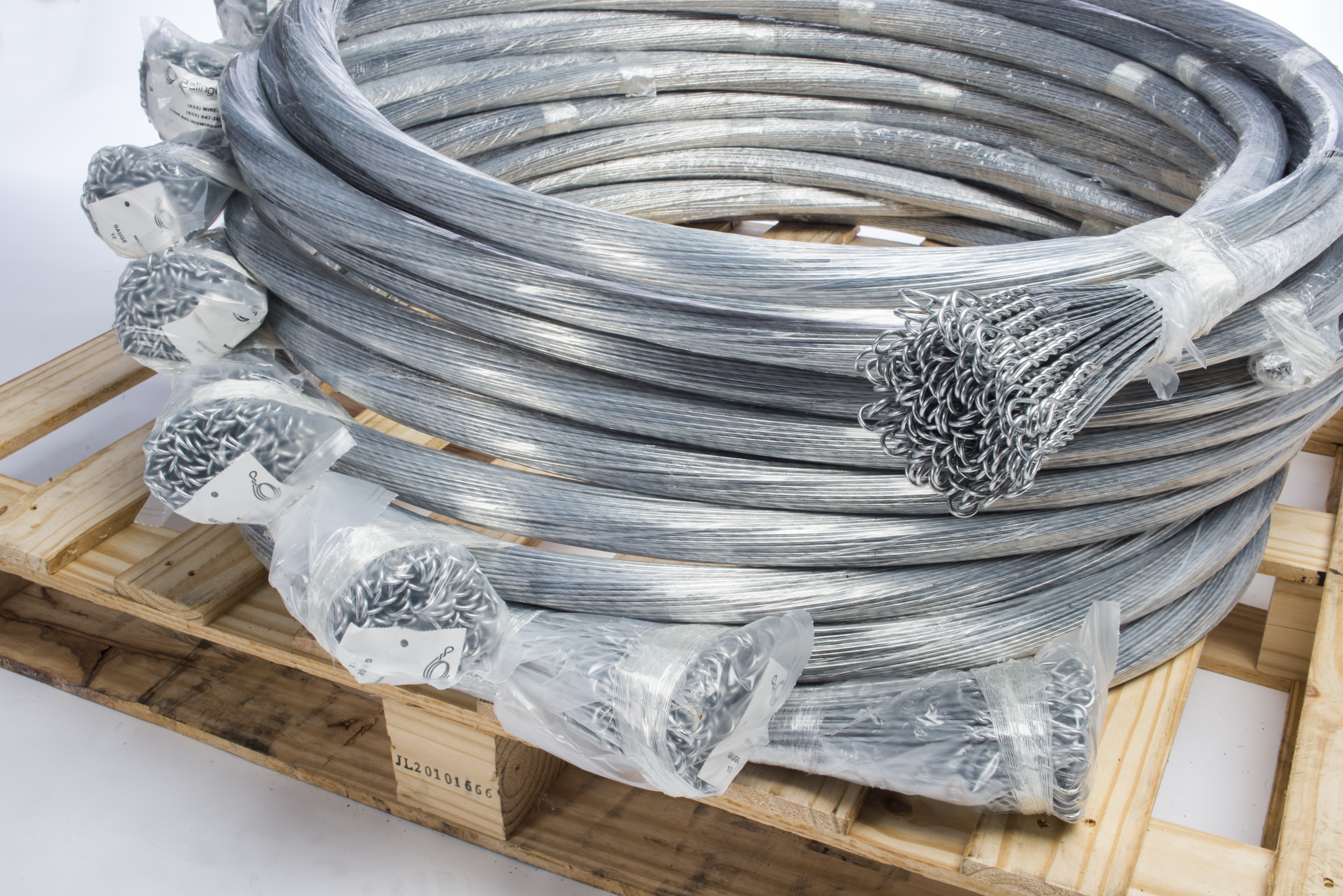 Pin by Baling Wire Direct on Galvanized Single Loop Bale Ties ...
