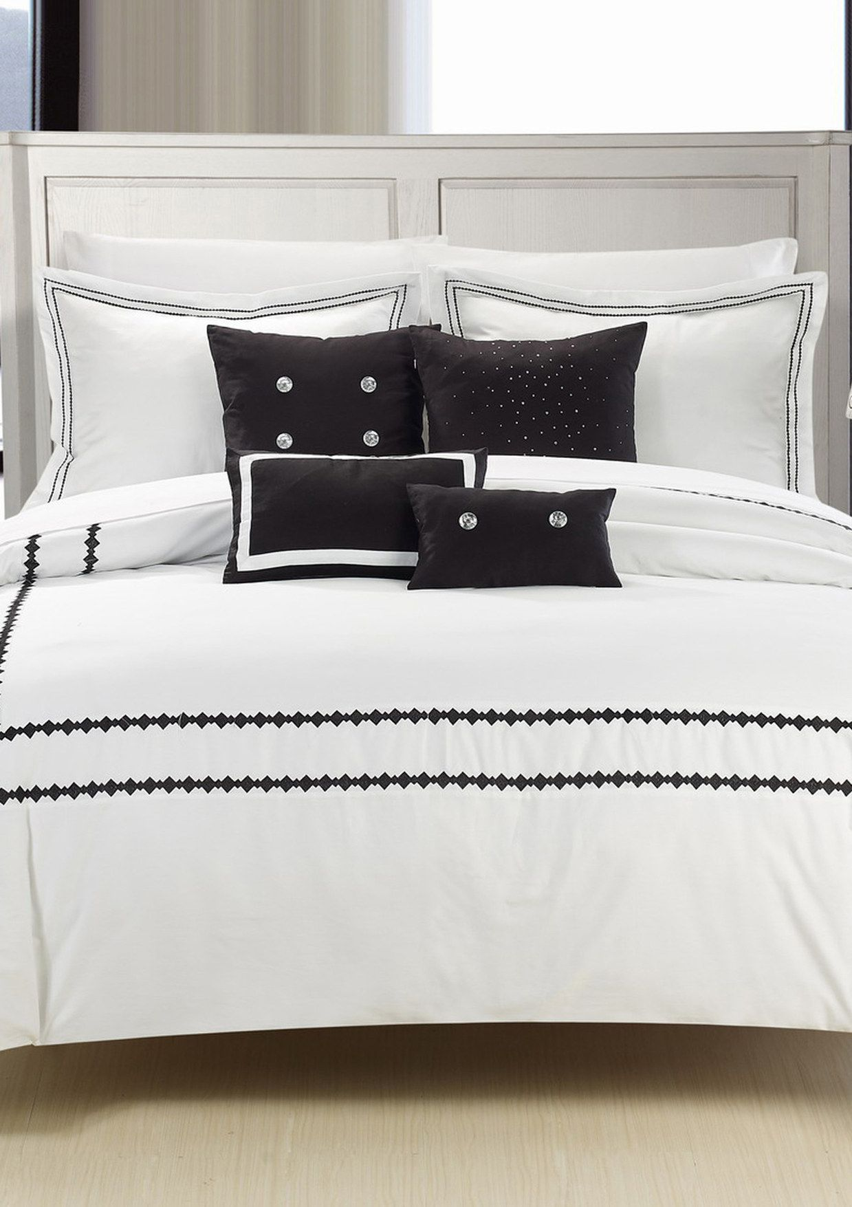 CHIC HOME 7-Piece Mandalay Comforter Set | Dream Decor | Pinterest ...