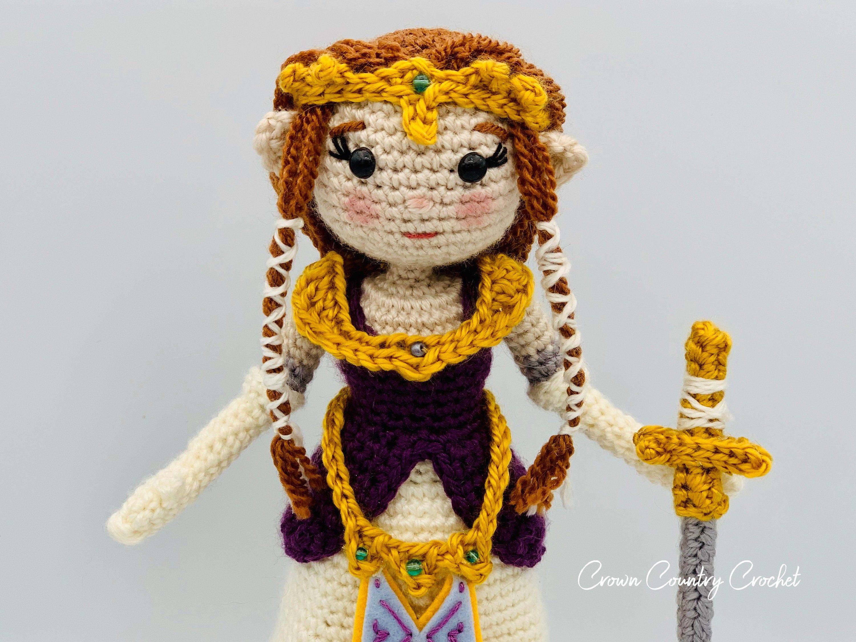 Link Amigurumi Tutorial | Crochet Legend of Zelda - YouTube | 2250x3000
