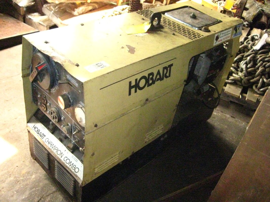 Hobart Champion 18 Gas Welder 125000 Lincoln Welders Pinterest Sa 200 Starter Used