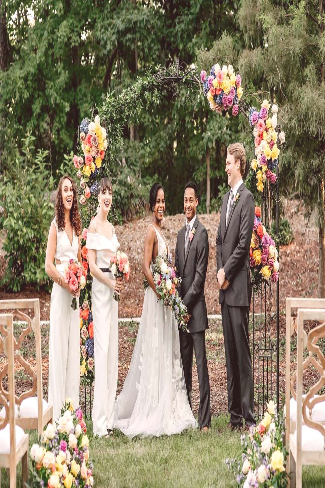 #standingweddingflower #peoplepeople #sunshine #deserves #colorful #because #florals #outdoor #gloomy #some #day #and #a #5 Because a gloomy day deserves some sunshine ️ colorful florals Y...