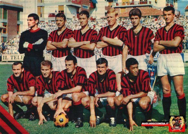 Milan Stagione 1966-67 | Futebol e Clube