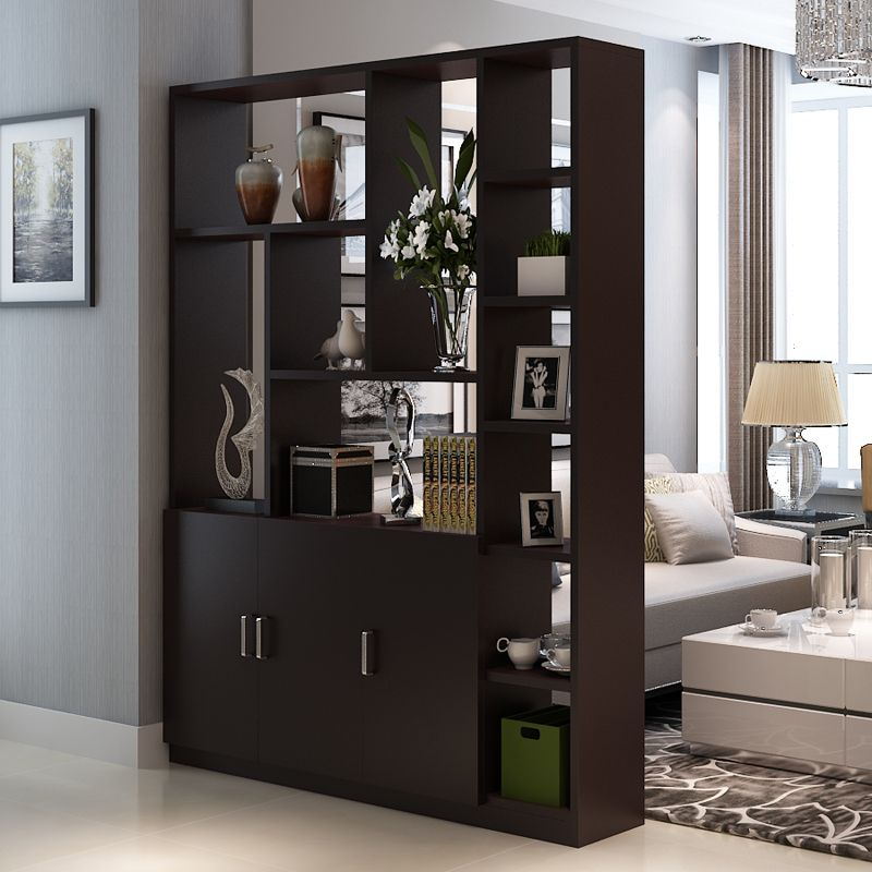 Simple Modern Hall Cabinet Xuan Close Cabinet Living Room Partition Cabinet Wine Cabi Living Room Partition Room Partition Designs Living Room Partition Design