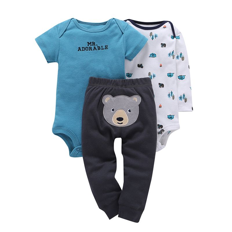 Brand New In Package Baby Boy Suit Climbing Clothes Girls Long Shorts