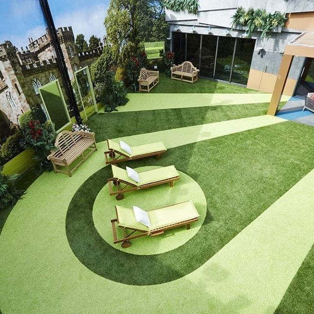 Remember The Celebrity Big Brother, UK Versus USA House Comparison, Which  Included Amazing Garden Designs? Quan Furniture Would Look Right At Homeu2026