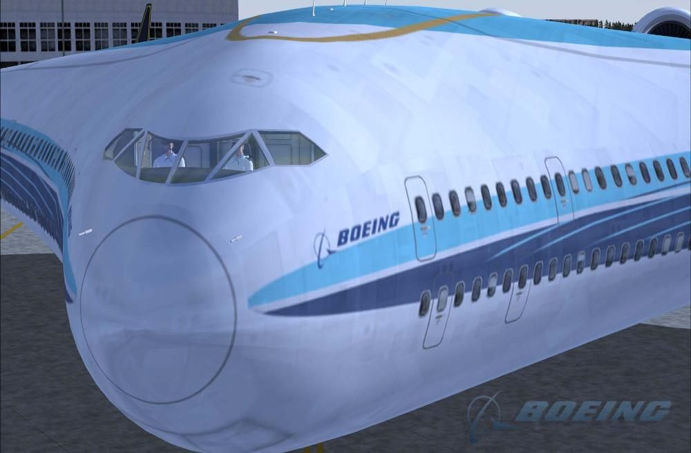 development of the boeing 797 Whether boeing will find sufficient justification for developing the 797 -- at an estimated cost of $10 billion -- was a hot topic among customers and suppliers as the air show opened monday.