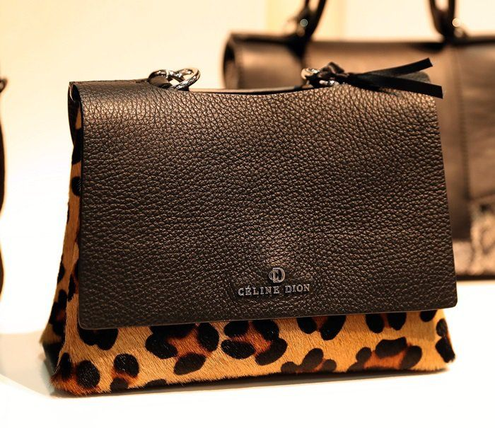 Celine Dion Accessories Collection By Bugatti Unveiled During Project Womens Trade Fair