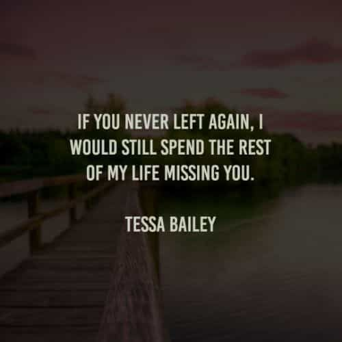40 Missing you quotes that'll help express your feelings