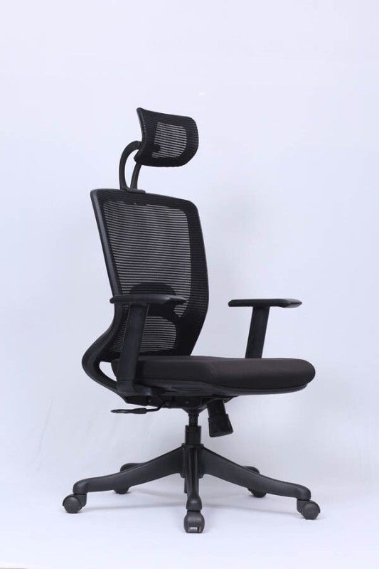 revolving chair for office kirton accessories boss executive managers mesh furniture