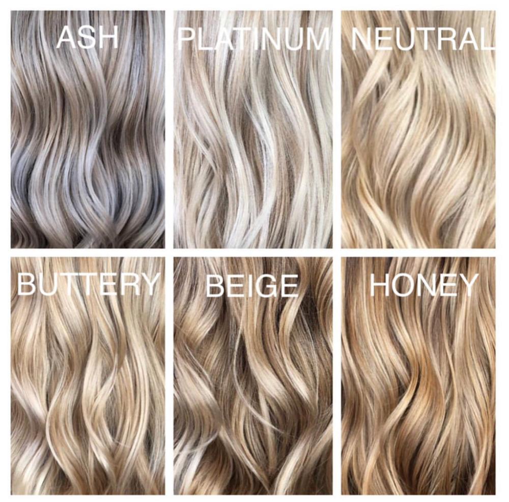 Bronde Platinum Ash Honey Gallery Of The Most Beautiful Shiny Balayage Blonde Hair Shades Hair Color Balayage Blonde Hair Color Chart