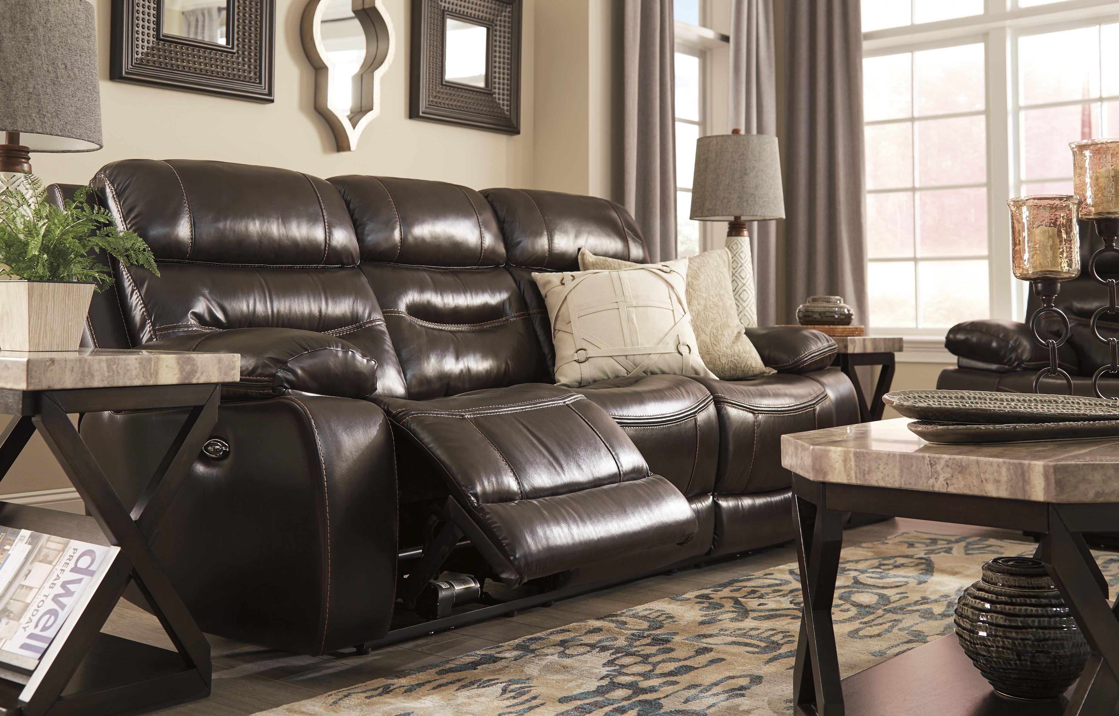 Calamine Reclining Sofa Wpower Family Spaces Reclining Sofa