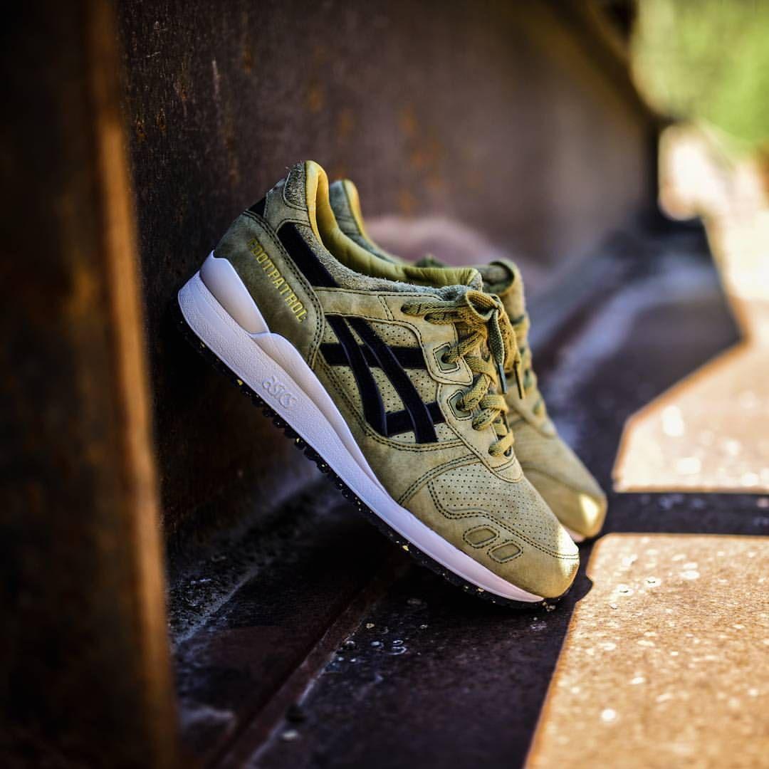 Footpatrol 'squad'Sneakers X Lyte Asics Iii Asics Gel 0Nnk8wOXZP