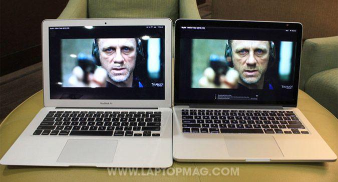 Macbook Air 2013 Vs 2013 Retina Macbook Pro Which Should You Buy Macbook Retina Macbook Macbook Air