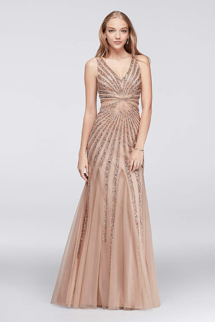 Find The Perfect Prom Dresses At Davids Bridal And Choose From A
