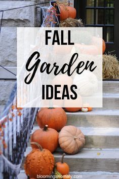 Now that autumn is well under way do you have your outdoor space set up for a fall garden? No matter if your space is small or large you can get some great ideas for landscapes and front porches for a fall garden. Start planting some flowers and vegetables in your fall garden today! #autumn #fall #garden #gardens  Now that autumn is well under way do you have your outdoor space set up for a fall garden? No matter if your space is small or large you can get some great ideas for landscapes and fro #falldecorideasfortheporchoutdoorspaces
