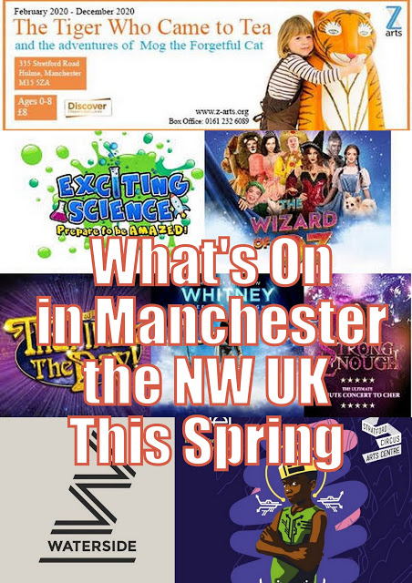 What's On This Spring For Families in Manchester and the