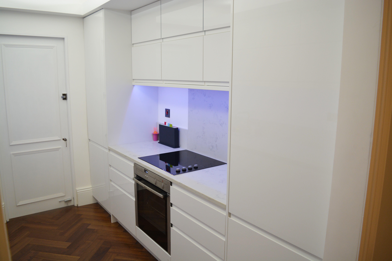 Kitchen Worxzone LTD. Kitchen installation, Floor