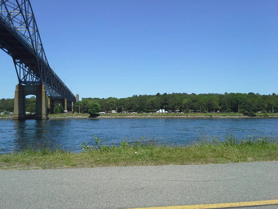 Across from Bourne State Park, Bourne Ma