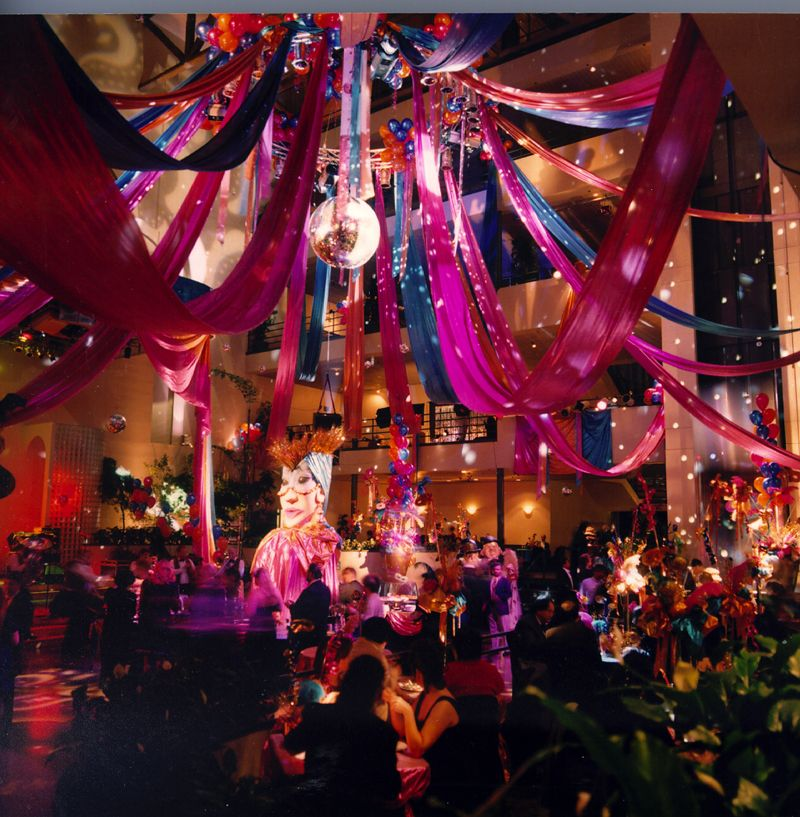 Cirque du soleil party ideas google search carnival for B day party decoration ideas