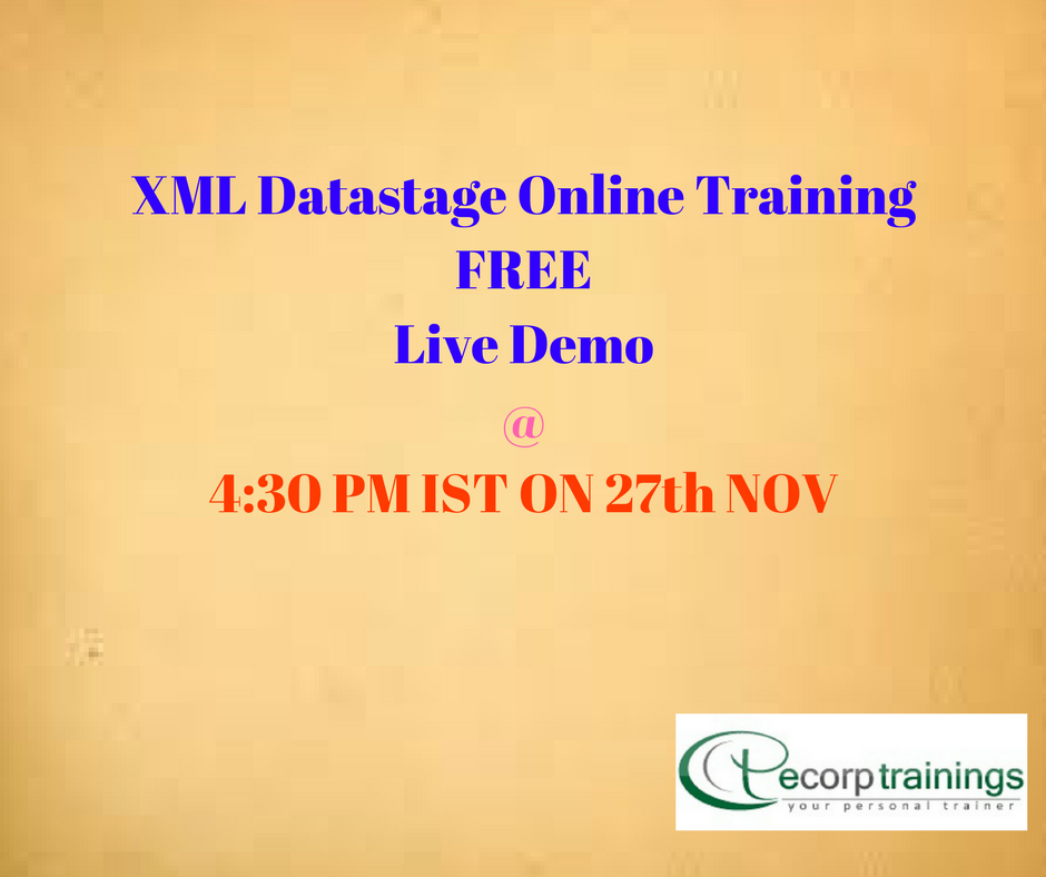 Best Institute To Learn Datastage Training In Hyderabad India