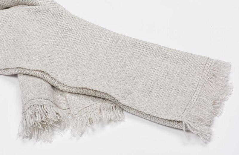 Our Palba scarf in super soft cashmere is the perfect luxe layer to ...