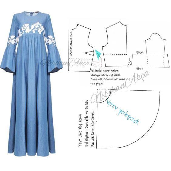 Naturalnye Tkani Lyon Hlopok Gaya Busana Model Pakaian Model Pakaian Hijab