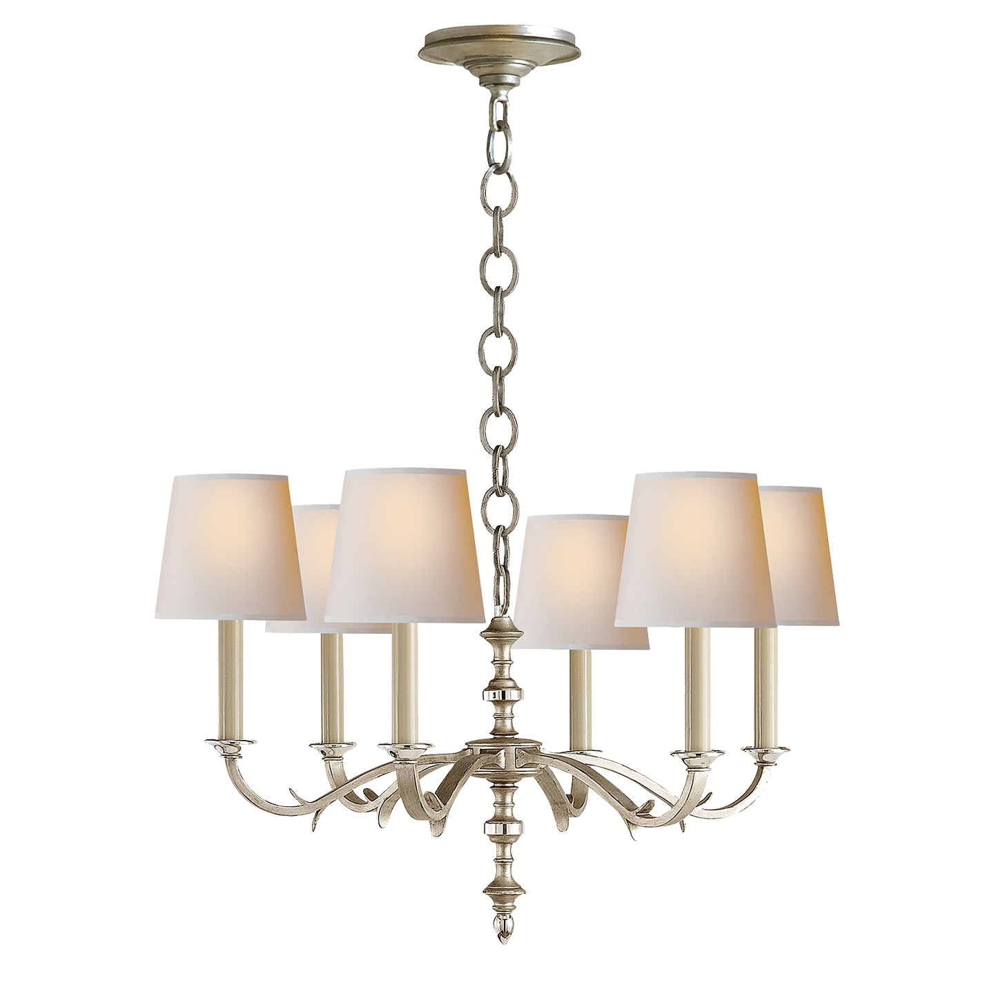 Channing Small Chandelier Visual Comfort Lighting Modern Light