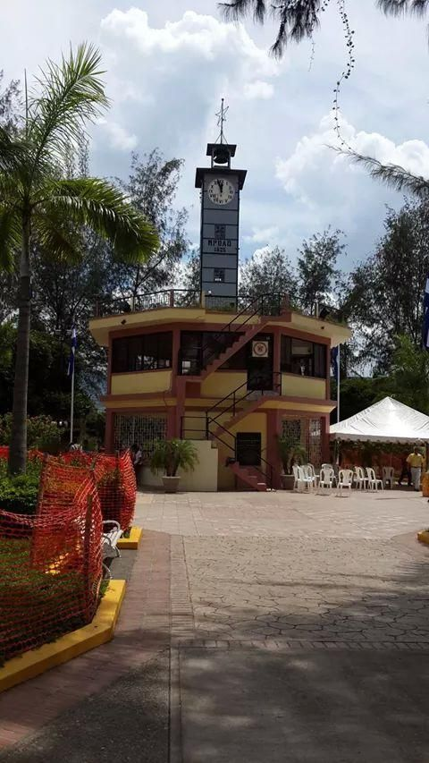 Parque Ramón Rosa de El Progreso, Yoro Honduras