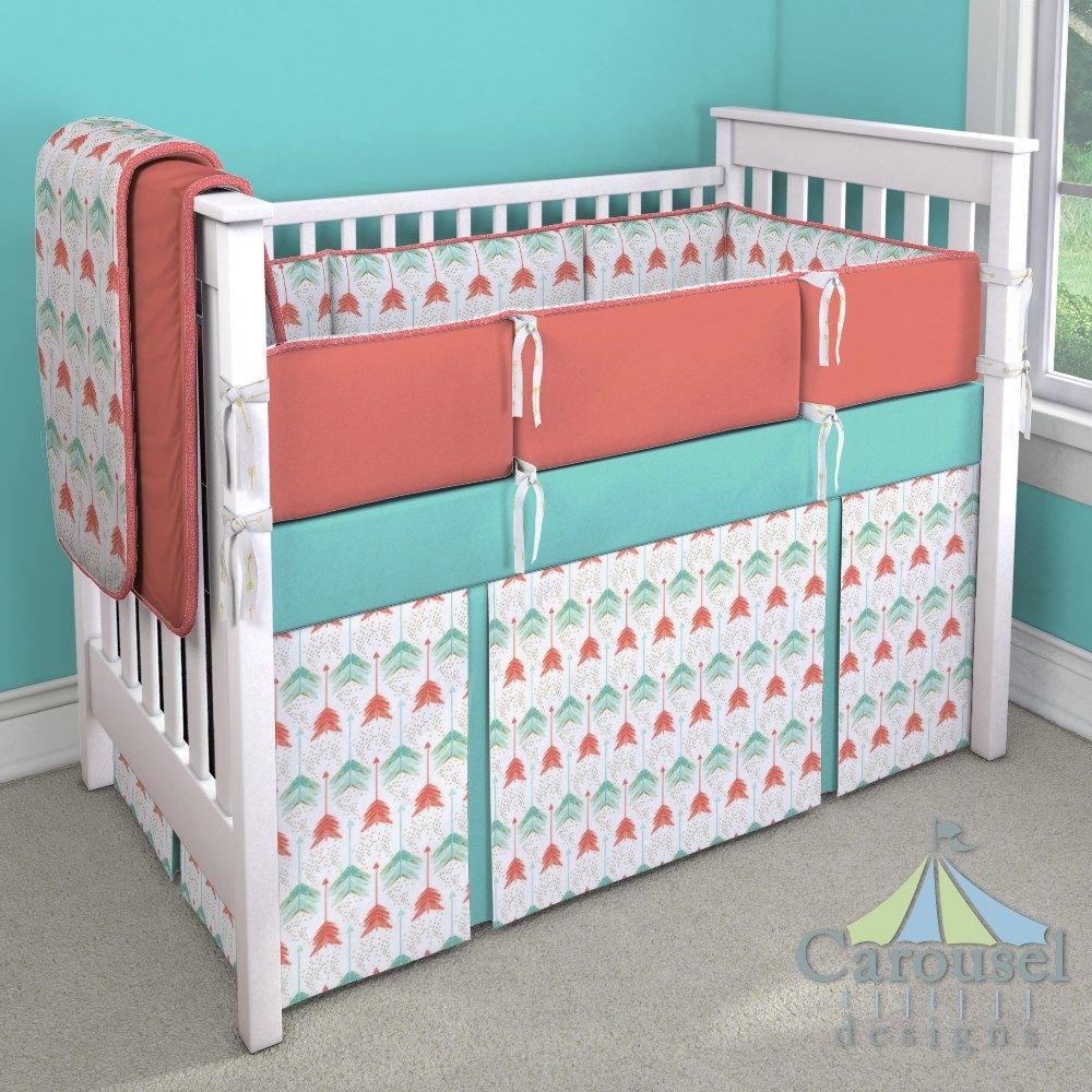 Custom Nursery Bedding Carousel designs, Custom baby