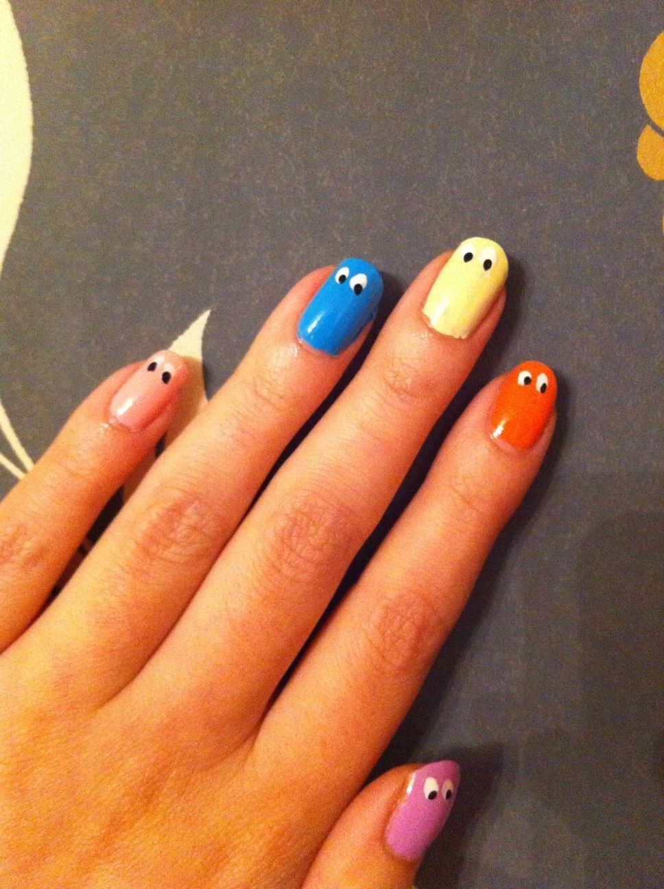 superhero nails - Google Search | Nails | Pinterest | Superhero ...
