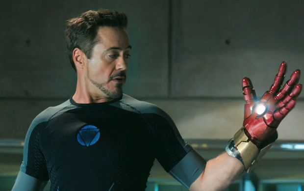 How To: Robert Downey Jr.'s Iron Man 3 Hairstyle