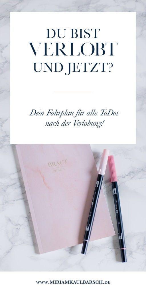 Du bist verlobt, und jetzt? · Miriam Kaulbarsch Hochzeitsfotografin Berlin #planning