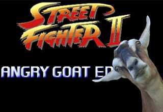 Street Fighter: Angry Goat Edition
