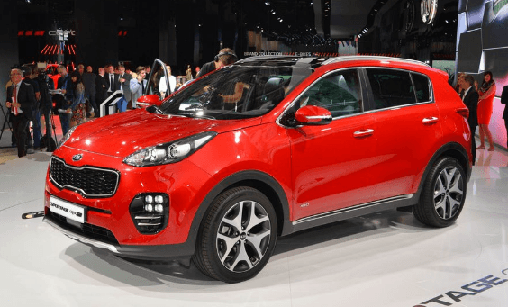 2020 Kia Sportage Redesign Specs And Release Date Kia Sportage Kia Sportage