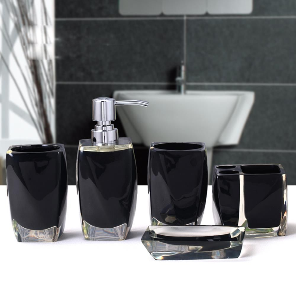 Bathroom Accessories Sets Discount Complete Bathroom Set