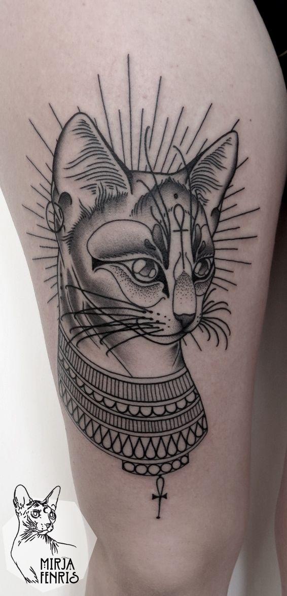 Mirja Fenris Tattoo Tattoos Tattoo Models Egyptian Tattoo