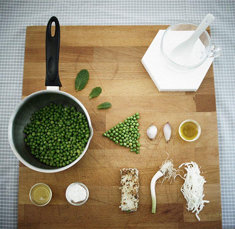 Recetas de #sopas, by Goumetillo © Cortesía de Gourmetillo