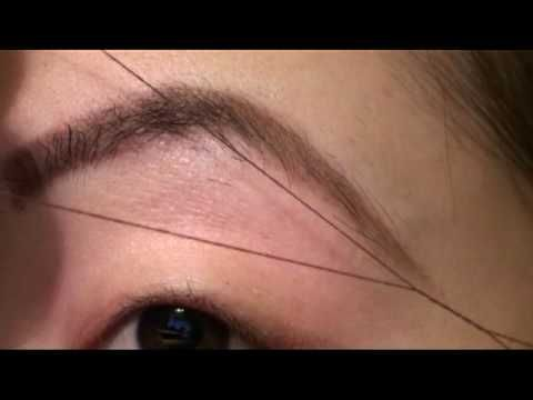 Do it yourself eyebrow threading want to try pinterest do it yourself eyebrow threading want to try pinterest threading eyebrows eyebrow and make up solutioingenieria Image collections