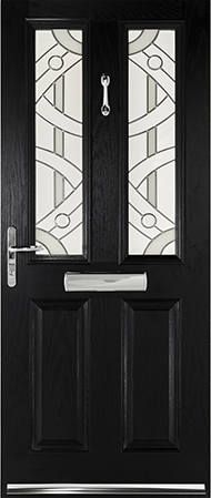 Black Windsor door & Black Windsor door | House Inspiration | Pinterest | Windsor doors ...