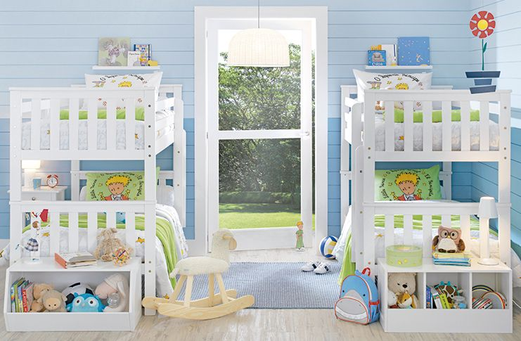 Quartos, Future And Kids Rooms