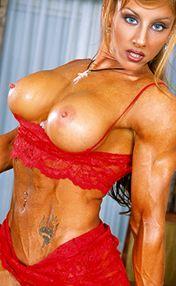 Lindsay mulinazzi porn female biceps