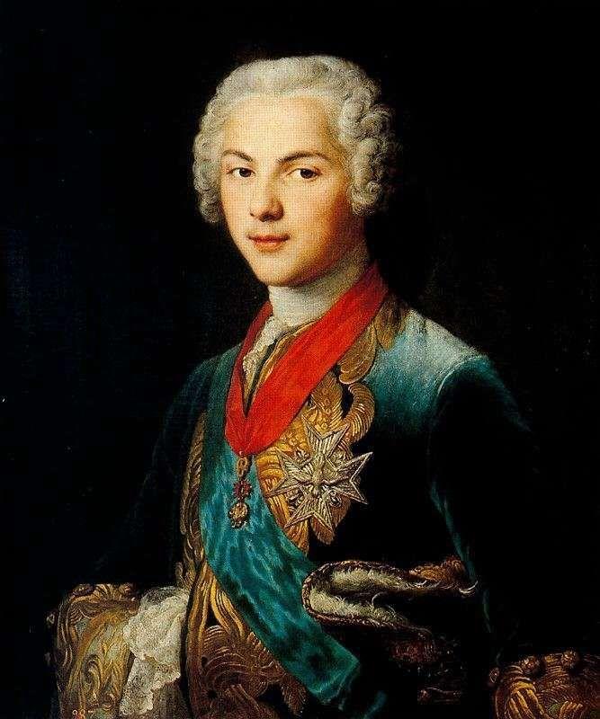 Le DAUPHIN LOUIS, Fils de LOUIS XV | Vieux portraits, Dauphin, Personnages  historiques