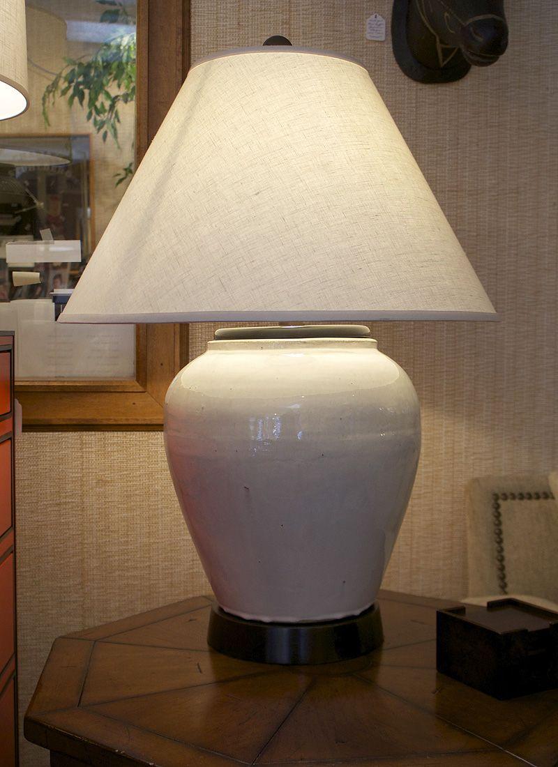 Charlie West Lamps Fat Boy Lamp