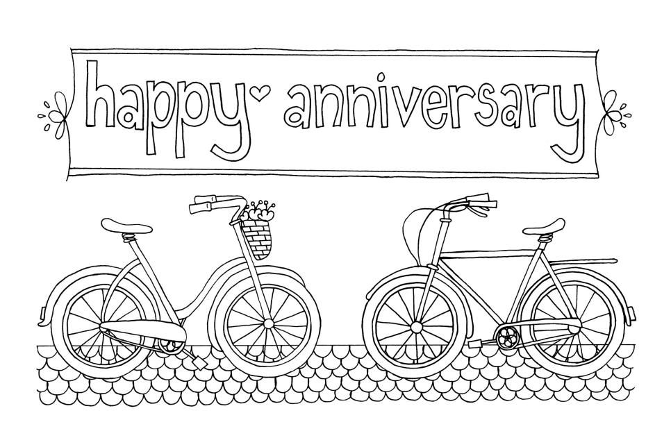 Looking For New Coloring Pages For Your Next Coloring Party Or Just Need A Quiet Activity Free Anniversary Cards Coloring Pages Free Printable Coloring Pages