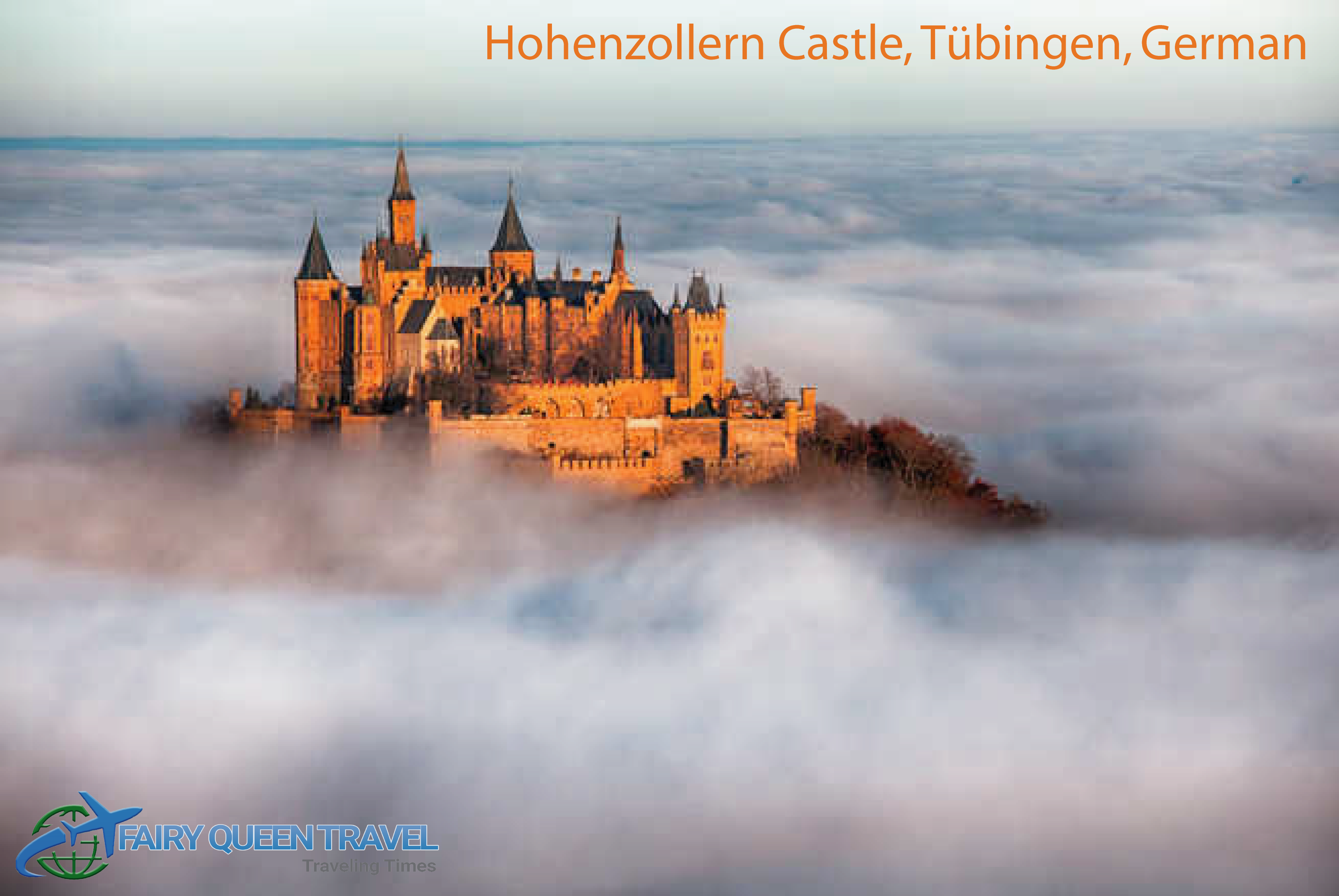 Hohenzollern Castle Tubingen Germany The Majestic Burg Hohenzollern Perched High On A Wooded Hill Evo Germany Castles Hohenzollern Castle European Castles