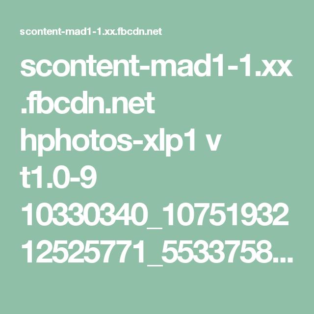 scontent-mad1-1.xx.fbcdn.net hphotos-xlp1 v t1.0-9 10330340_1075193212525771_5533758447502575603_n.jpg?oe=570C7647&oh=ca3df78bf1a31da559bbd67c4dc54f21