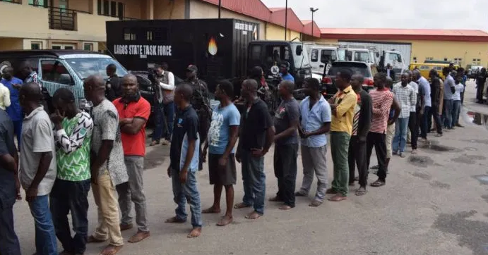 Court sentence 37 Traffic offenders to 100 Hours community