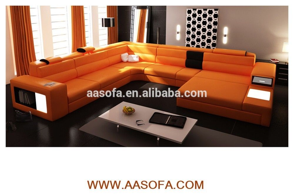 Modern L Shape Dewan Sofa With Foot Rest Photo Detailed About