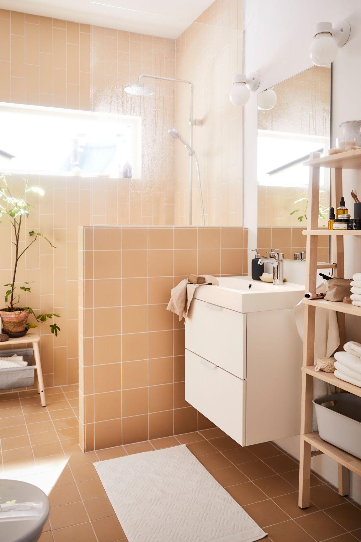 Mobel Einrichtungsideen Fur Dein Zuhause In 2020 Ikea Badezimmer Badezimmer Design Und Kleine Badaufbewahrung